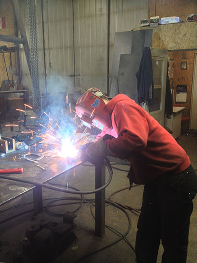 Contact R. Mack Welding in Bowden, Alberta, for all your welding needs